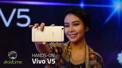 Vivo V5 Hands-on