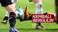 Prediksi Bergulirnya Kembali Premier League, La Liga, dan Liga Top Eropa Lainnya