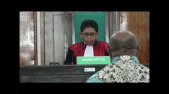 Bupati Papua Divonis Bersalah
