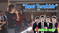 SAAT TERAKHIR - SEMBILAN BAND    Live Bojonegoro