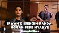 Multitalenta! Irwan Tunjukkan Main Drum Di 3Dent Jamming Sesion | #DangdutKepo