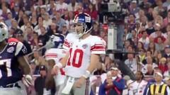 Super Bowl XLII: Giants vs. Patriots (#2)   Top 10 Upsets   NFL
