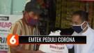 YPP Melalui Emtek Peduli Corona Salurkan Sembako untuk Warga Terdampak Covid-19 di Yogyakarta