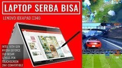 8 Jutaan Bisa Gaming & Edit Video: Review Lenovo Ideapad C340 (Intel Core 10th Gen + GeForce MX)