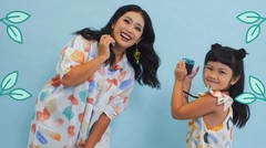 Playing Dress Up with Adya Kirana & Aiyra