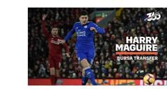 Mengenal Rekrutan Anyar Manchester United, Harry Maguire