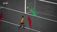 Goal of The Week by Gorila Sport | Raul Jimenez | Wolves vs Liverpool | Premier League