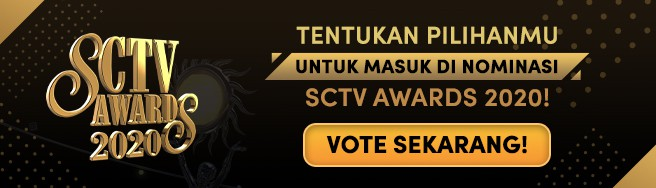 SCTV AWARDS 2020