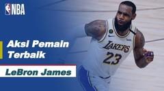 Nightly Notable | Pemain Terbaik 12 Oktober 2020 - LeBron James | NBA Regular Season 2019/20