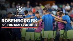 Full Highlight - Rosenborg VS Dinamo Zagreb | UEFA Champions League 2019/2020