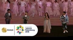 Ayo Indonesia!! Raihlah Mimpi Secerah Matahari di Ajang Asian Games 2018