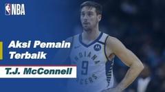Nightly Notable   Pemain Terbaik 4 Maret 2021 - T.J. McConnell   NBA Regular Season 2020/21