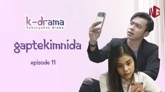 Video Call Pertama Alif dan Salma K-DRAMA #11