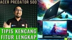 Tipis, Performa Tinggi, Pendinginan Maksimal- Review Acer Predator Triton 500 - Indonesia