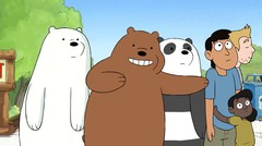 Log Ride - We Bare Bears