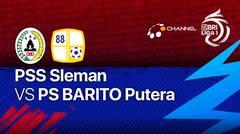 Full Match - PSS Sleman vs PS BARITO Putera   BRI Liga 1 2021/2022