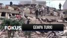 Gempa Berkekuatan 6,6 SR Guncang Turki hingga Akibatkan Tsunami | Fokus