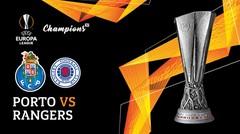Full Match - Porto vs Rangers | UEFA Europa League 2019/20