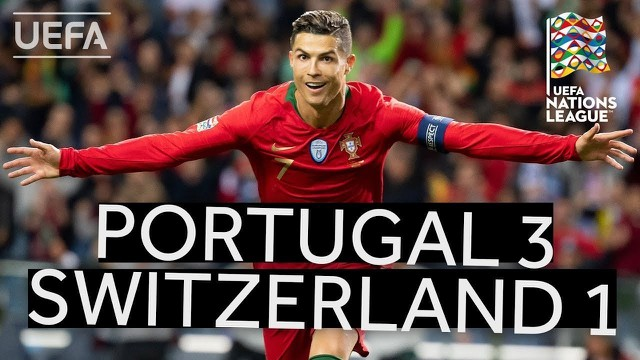 VIDEO: Highlights UEFA Nations League, Portugal Vs Swiss 3-1 - Dunia