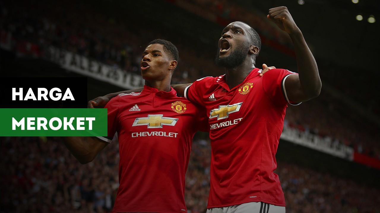 5 Pemain Manchester United Yang Harganya Meroket