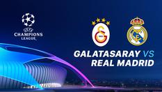 23 OKT 2019 | 01:50 WIB - Galatasaray vs Real Madrid - Liga Champions UEFA 2019-2020