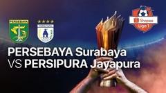 Full Match - Persebaya Surabaya 3 vs 4 Persipura Jayapura   Shopee Liga 1 2020