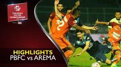 Pusamania Borneo FC vs Arema 2-2: 10 Pemain Arema Imbangi PBFC