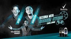 Bachdim vs Gunawan | Rexona Men Soccer Stars Challenge - Episode 5