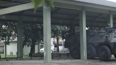 Formasi Kesiapan Tempur Panser Anoa 6x6