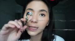 No makeup makeup look #Dirumahaja   Gimana hasilnya?