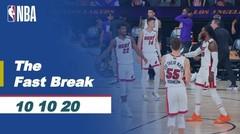 The Fast Break | Cuplikan Pertandingan - 10 Oktober 2020 | NBA Regular Season 2019/20