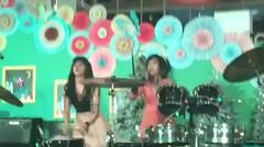 Ana Doll ( FEMALE drum/percussion & guitar LIVE PA ) & DJ Una