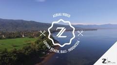 AERIAL VIDEO LOVINA BEACH, BALI - INDONESIA