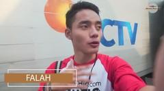 Say Thanks dari Falah untuk Vidio.com (vlog day 7)