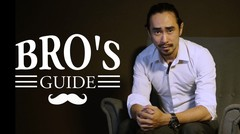 Tips Profile Keren di socmed - Bro's Guide 2