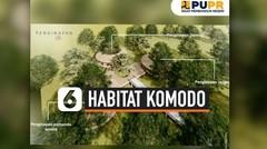 Proyek Jurassic Park di Pulau Rinca