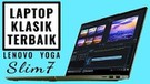 """Ultrabook"" Gaming? - Review Lenovo Yoga Slim 7, Tipis, Ringan, Pakai GPU GeForce MX350"
