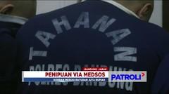 sindikat penipuan via Medsos 19-06-2019
