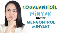 Face Oil Untuk Semua Jenis Kulit Squalane Oil  Skincare 101