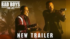 BAD BOYS FOR LIFE - Official Trailer #2 (HD) - SUB INDO