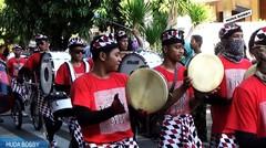 Laskar Tombo Ati - Festival Kirab Budaya 501 Payung Pekalongan