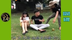 Funny Videos Chinese Best Vine prank try not to laugh Ep09