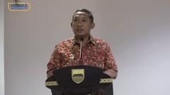 Yana Mulyana Melaunching Perdana Komunitas Enterpreneur Disabilitas Netra