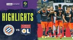 Match Highlight | Montpellier 2 vs1 Lyon | Ligue 1 Uber Eats 2020
