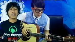 Baik-Baik sayang-WALI cover Delos ,Herput manja,ft Nathan Finger Style