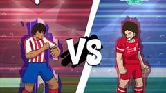 Atletico Madrid vs Liverpool, Siapa yang Menang?