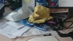 Messy Desk - Work Life