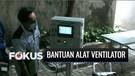 YPP SCTV-Indosiar Sumbangkan Ventilator untuk RS Rujukan Covid-19 di Bekasi  Fokus