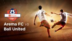 16 Dec 2019   15:30 WIB - Arema FC vs Bali United - Shopee Liga 1