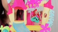 Unboxing Mainan Anak Perempuan PRINCESS ARIEL CASTEL